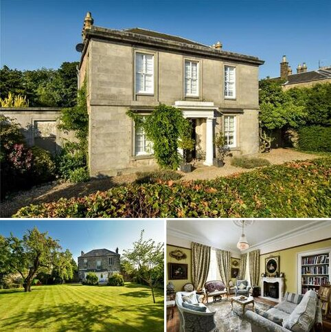 4 bedroom detached house for sale - The Old Rectory, 11 Grange Road, Alloa, Clackmannanshire, FK10