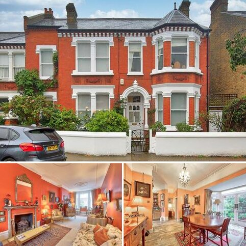 4 bedroom semi-detached house for sale - Thurleigh Road, London, SW12