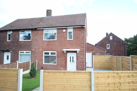 2 bedroom semi-detached house for sale - CUMBERLAND ROAD, Kirkholt, Rochdale OL11 2RP