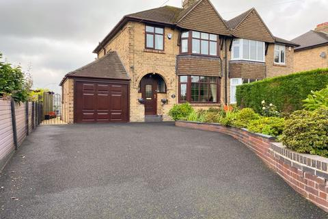 3 bedroom semi-detached house for sale - Woodland Avenue, Norton Green, ST6 8ND