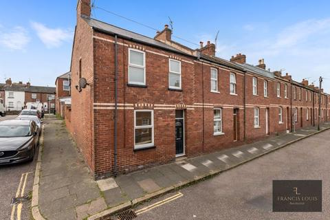 2 bedroom end of terrace house for sale - Victor Street, Exeter