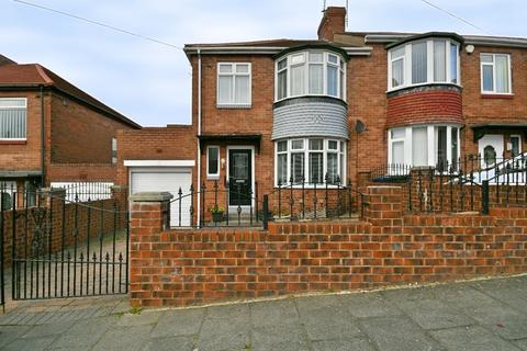 3 bedroom semi-detached house for sale - Kelso Gardens, Newcastle Upon Tyne