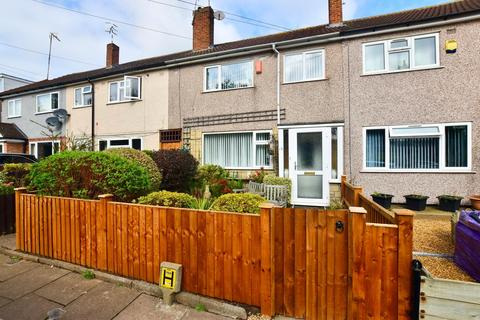 3 bedroom terraced house for sale - Risborough Close, Allesley Park, Coventry