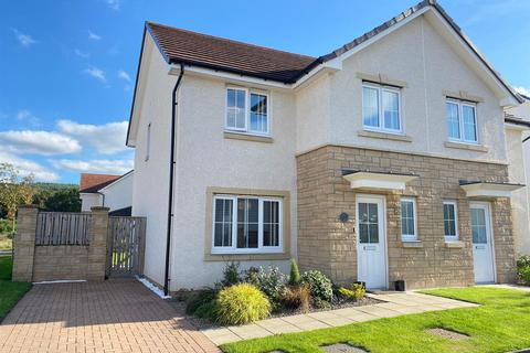 3 bedroom semi-detached house for sale - 1 Ethel Moorhead Place, Perth, PH2 8FA