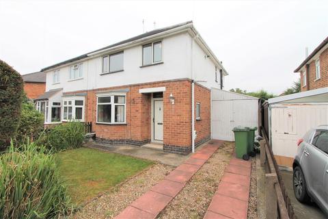 3 bedroom semi-detached house for sale - Alderleigh Road, Glen Parva, Leicester LE2