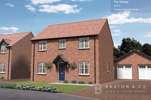 4 bedroom detached house for sale - Plot 8, Woods Place, Little Snoring, Norfolk