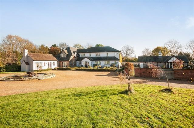 6 Bedrooms Detached House for sale in South End, Much Hadham, Much Hadham