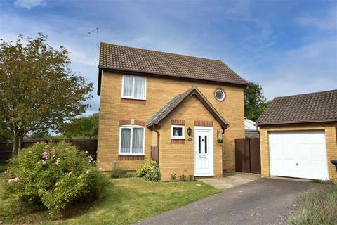 3 bedroom detached house for sale - Churchill Road, Earls Barton