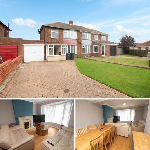 3 bedroom semi-detached house for sale - Brendale Avenue, Hillheads Estate, Newcastle Upon Tyne