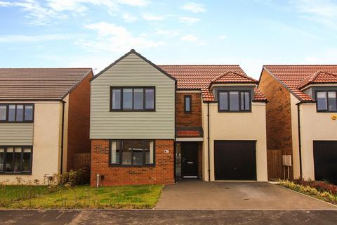 4 bedroom detached house for sale - Cornmill Crescent, Holystone, Newcastle Upon Tyne