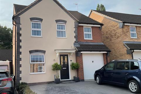 4 bedroom detached house for sale - Percival Way, Groby, Leicester