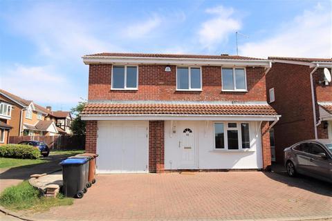 4 bedroom detached house for sale - Fleetwind Drive, East Hunsbury, Northampton