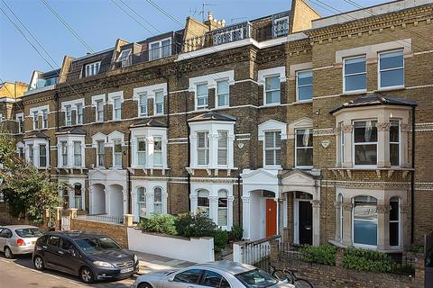5 bedroom terraced house to rent - Chesilton Road, SW6
