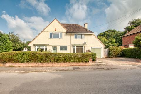 4 bedroom detached house for sale - Turner Road, Off of Kingston Road, Taunton TA2 6DT