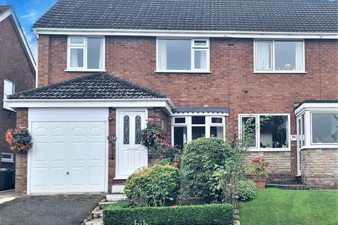 3 bedroom semi-detached house for sale - Churchfield Road, Stafford