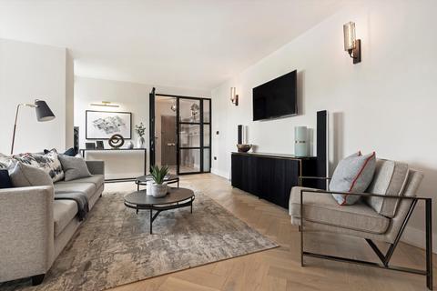 2 bedroom flat to rent - Montagu Mansions, Marylebone, London, W1U