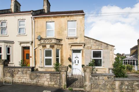 4 bedroom end of terrace house for sale - West Avenue, Bath BA2