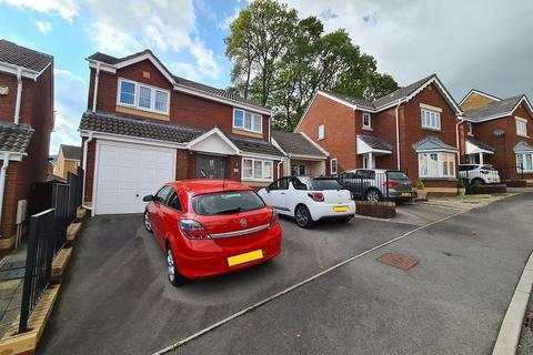 4 bedroom detached house for sale - Parc Gilbertson, Gelligron, Pontardawe, Neath and Port Talbot.