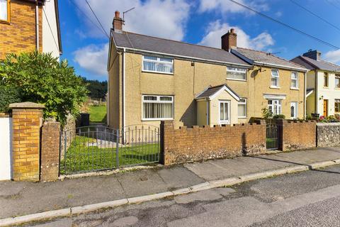 3 bedroom semi-detached house for sale - Nant-y-Croft, Rassau, Ebbw Vale, Gwent, NP23