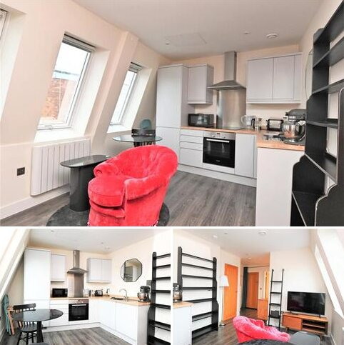 1 bedroom apartment to rent - Feathers Apartments, Feathers Yard, Basingstoke, Hampshire, RG21