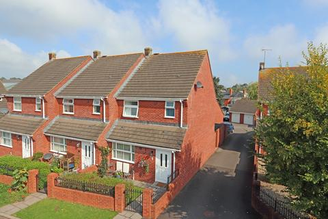 3 bedroom end of terrace house for sale - Jubilee Gardens, Cullompton, EX15