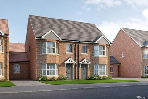 4 bedroom townhouse for sale - Plot 10, The Newmarket at Thursby Gate, Broadmead Avenue NN3