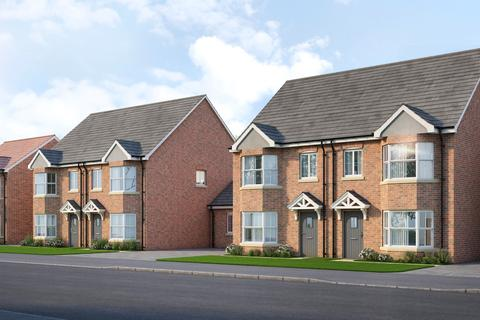 4 bedroom townhouse for sale - Plot 11, The Newmarket at Thursby Gate, Broadmead Avenue NN3