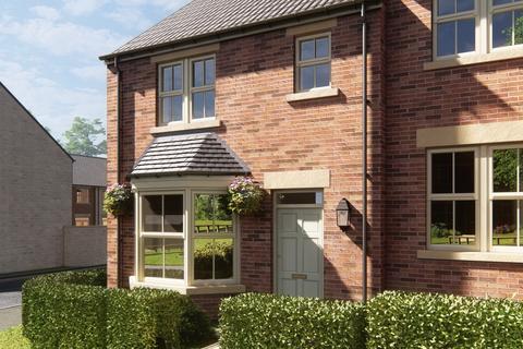 3 bedroom end of terrace house for sale - Plot 18, The Elizabeth at Tantallon Fields, Front Street NE65