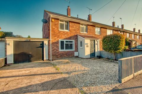 3 bedroom end of terrace house for sale - Lyngford Road, Taunton TA2 7EH