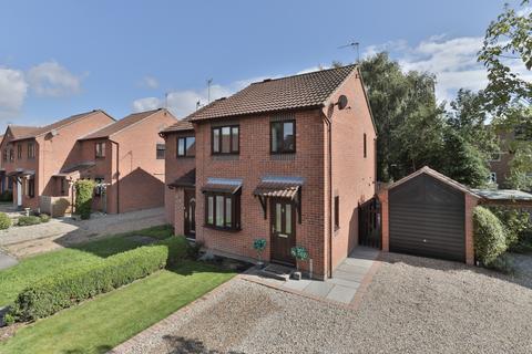 3 bedroom semi-detached house for sale - Belvoir Avenue, Elvington, York, North Yorkshire