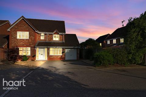 5 bedroom detached house for sale - Minion Close, Norwich