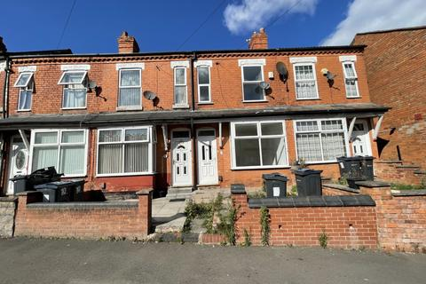 2 bedroom terraced house to rent - Grove Road, Sparkhill