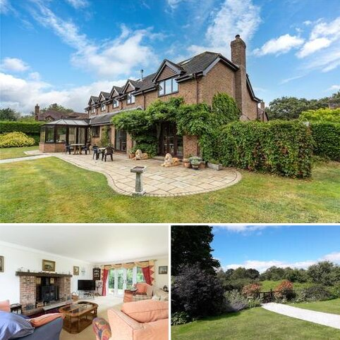 6 bedroom detached house for sale - Ashington Gardens, Merley Park Road, Ashington, Wimborne, BH21