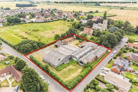Plot for sale - Manor Farmyard, Fiskerton, Lincoln, LN3