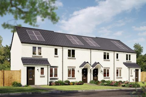 3 bedroom end of terrace house for sale - Plot 63, The Newmore at Naughton Meadows, Naughton Road DD6