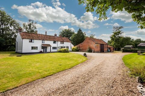 4 bedroom farm house for sale - Common Road, East Tuddenham