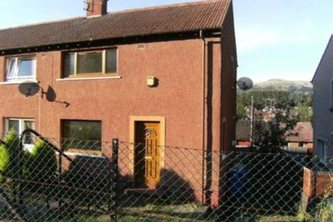 2 bedroom end of terrace house to rent - Sauchie, Clackmannanshire