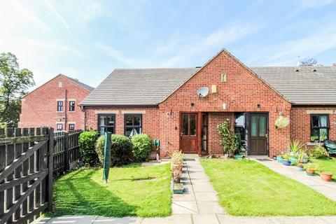 2 bedroom terraced bungalow for sale - St Peters Court, Horbury
