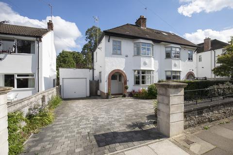 3 bedroom semi-detached house for sale - Bournside Road, Cheltenham GL51 3AL