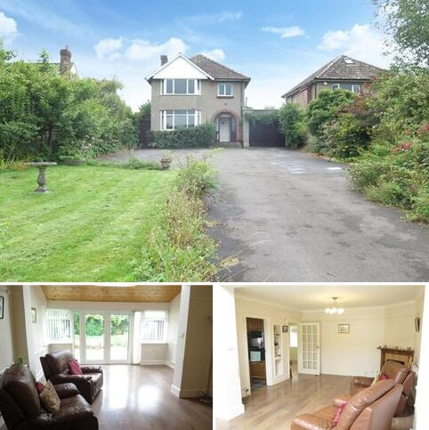 3 bedroom detached house for sale - Wookey Road, Wells