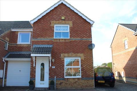 2 bedroom semi-detached house for sale - HUNWORTH CLOSE, HAVELOCK PARK, Sunderland South, SR4 8ET