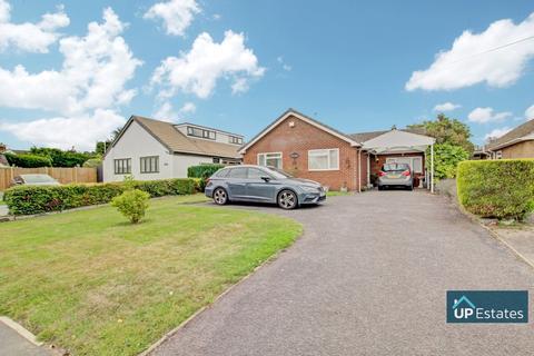 3 bedroom detached bungalow for sale - Bulkington Road, Wolvey, Hinckley