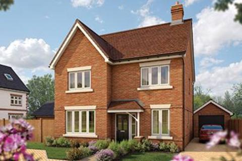 4 bedroom detached house for sale - Plot 209, Aspen at Minerva Heights, Off Old Broyle Road, Chichester, West Sussex PO19