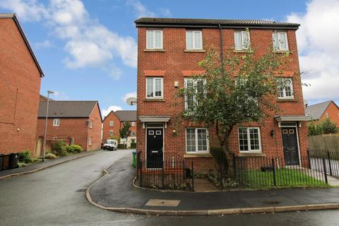 4 bedroom townhouse for sale - Newbold Hall Drive, Rochdale