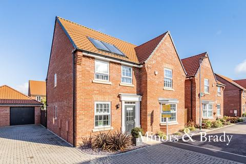 4 bedroom detached house for sale - Moore Close, Horsford