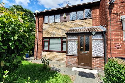 3 bedroom end of terrace house for sale - Hopwood Road, Middleton, Manchester, M24