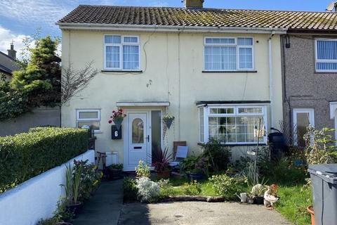 3 bedroom end of terrace house for sale - Bryn Glas Road, Holyhead