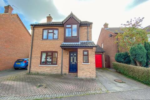3 bedroom detached house for sale - Cameron Green, Taverham, Norwich.