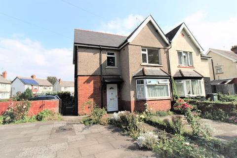 3 bedroom semi-detached house for sale - Sloper Road Leckwith Cardiff CF11 8AD