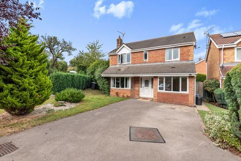 5 bedroom detached house for sale - The Paddocks, Undy, Monmouthshire, NP26